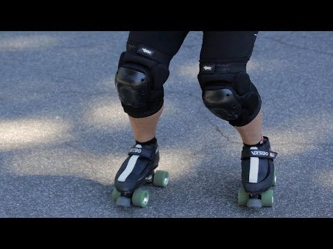 How to Spin | Roller-Skate - YouTube