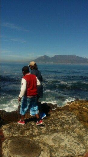 Table Mountain Cape Town SA