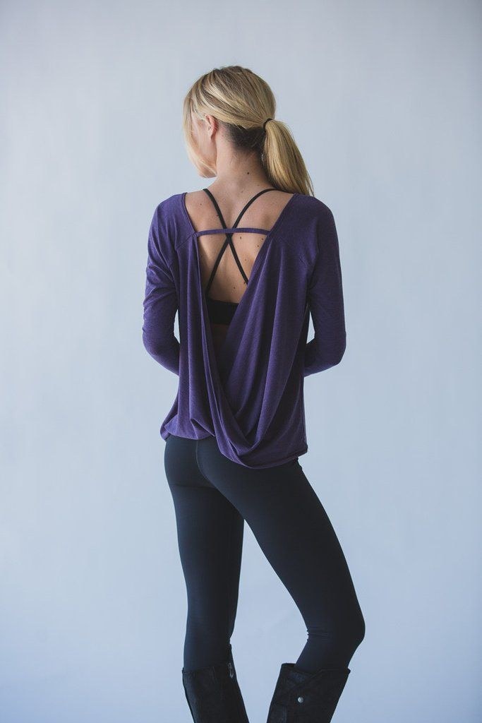 Easy does it. The Hanley is the perfect number for a quick & easy cover up. Toss it over a bra and you're ready to face the day. The Hanley has a scoop ne