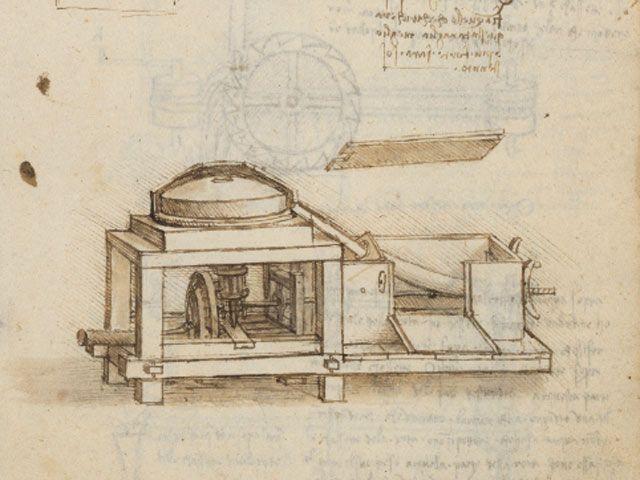 EXPOSICIÓN | Códices Madrid I y II  'Leonardo era un inconformista'