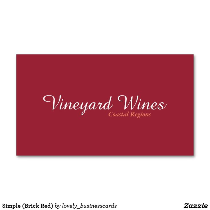 16 best Wine Business Cards images on Pinterest | Support small ...