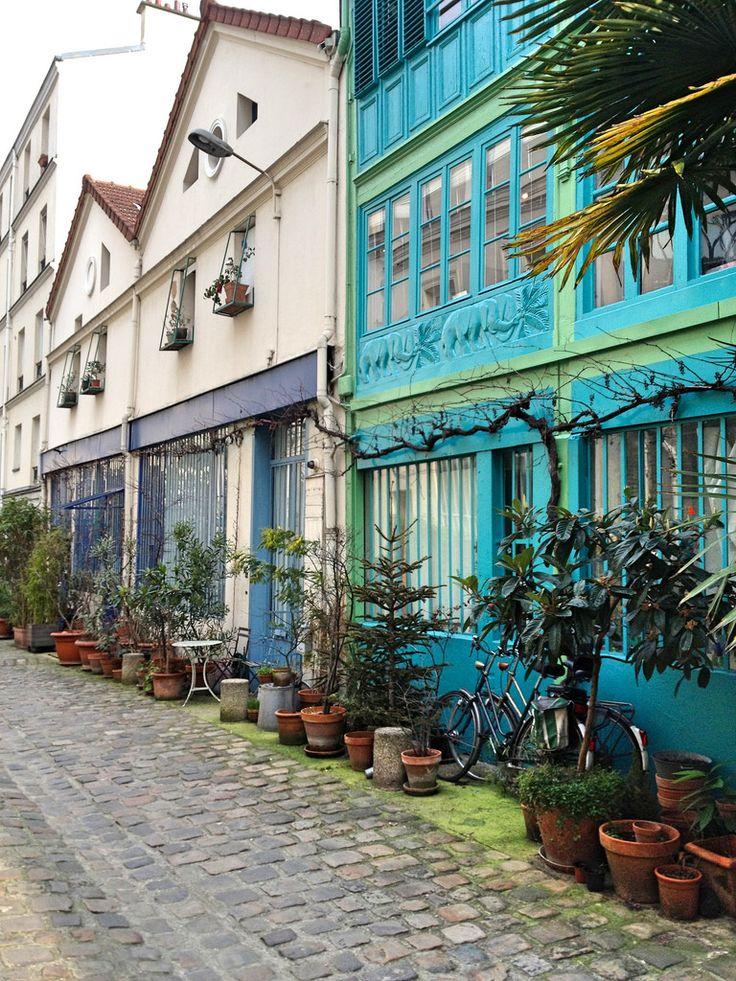 La Cité du Figuier, Paris