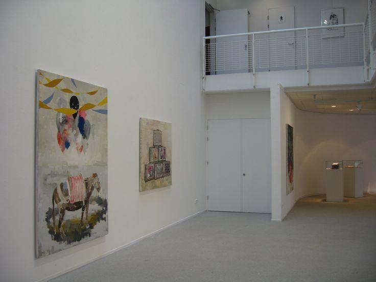 John Copeland exhibition overview