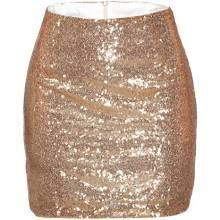 LightInTheBox Women's Party/Cocktail Mini Skirts,Sexy Bodycon Sequins Solid Summer #00008