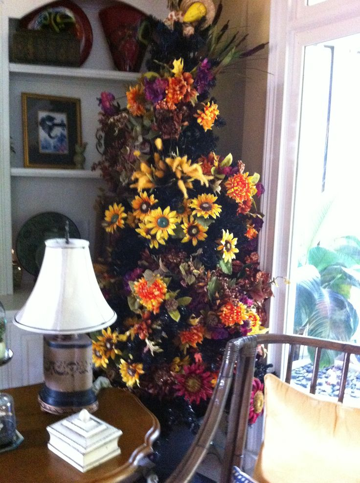 17 Best Images About Fall Tree Decor On Pinterest Bowl
