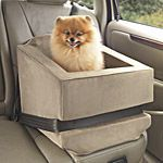 Dog Car Seat, this would be much easier than both dogs on my lap!