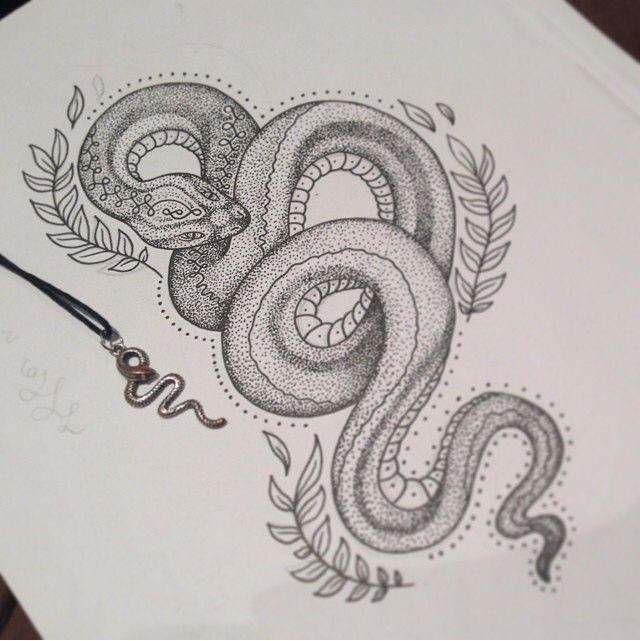 Medusa Loux #illustration #drawing