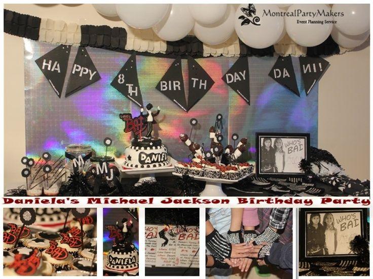 michael jackson kid birthday party - Google Search