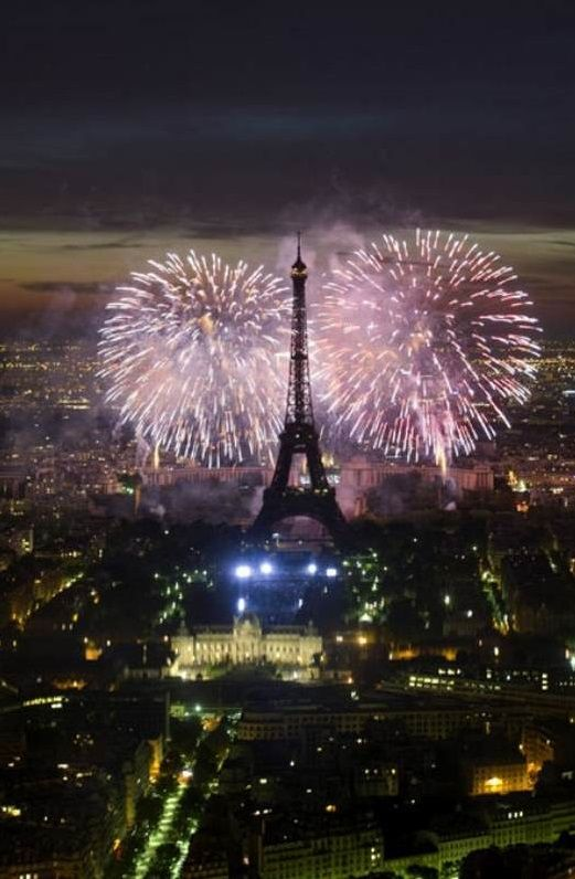bastille day in france 2017