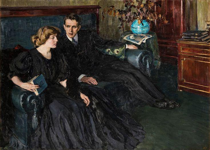 Ревность Елена Андреевна Киселева 1907