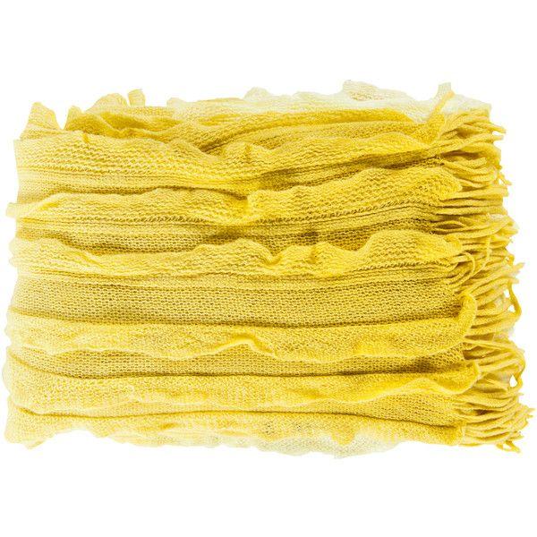 Sofa Covers Brayden Studio Tasha Throw Blanket Color Teal Mint liked on