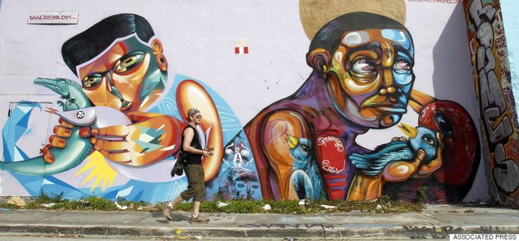 The 19 Best Cities To See Street Art In The United States