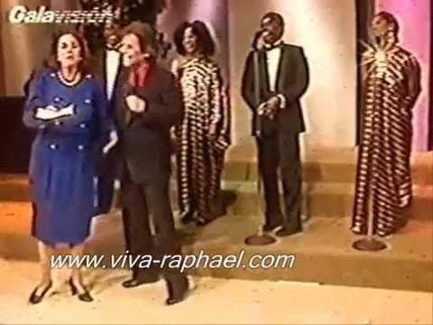 Raphael baila el baile ruso. 1990