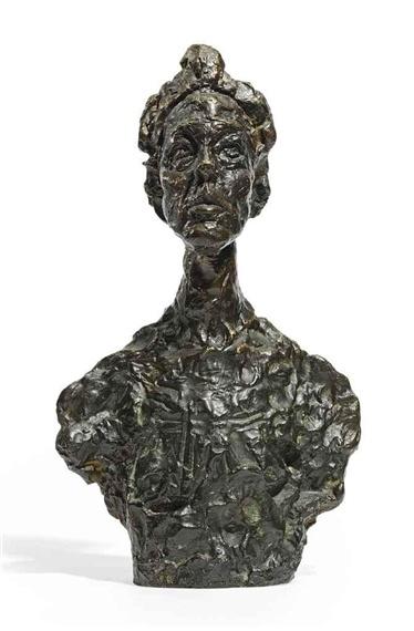 ANNETTE VENISE   By Alberto Giacometti