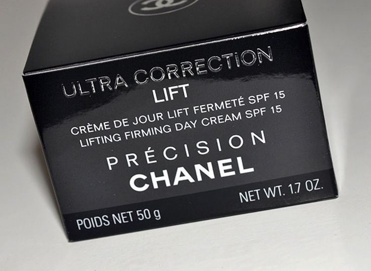 CHANEL Precision Ultra Correction Lifting Firming Day Cream SPF 15 (50g/1.7oz) #CHANEL
