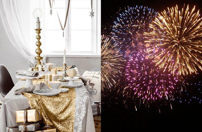 Här är detaljerna som får ditt nyårsparty att bli en succé!