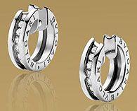 Joyas para Mujer Bvlgari, Modelo: or855540-: Bvlgari Bzero1, Bulgari B Zero1, Bulgari Jewellery, Pavé Diamonds, Small Earrings, Jewelry Bulgari, Jewelry Bvlgari, Bulgari Jewelry, Diamonds Or855540