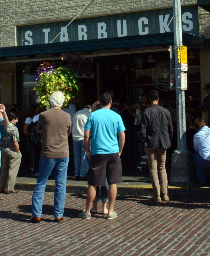 Starbucks Number One