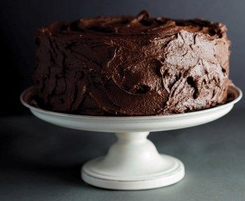 Alida Ryder's ultimate, award-winning chocolate peanut butter cake   Recipes   Eat Out