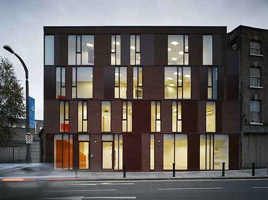 McCullough Mulvin Architects: Office Building - Dublin