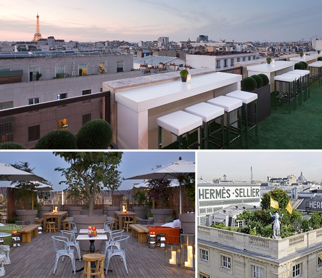 My favorite Paris rooftop bars for the Forbes Travel Guide blog