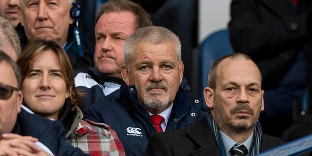 Warren Gatland hints at resting players in first five Lions matches
