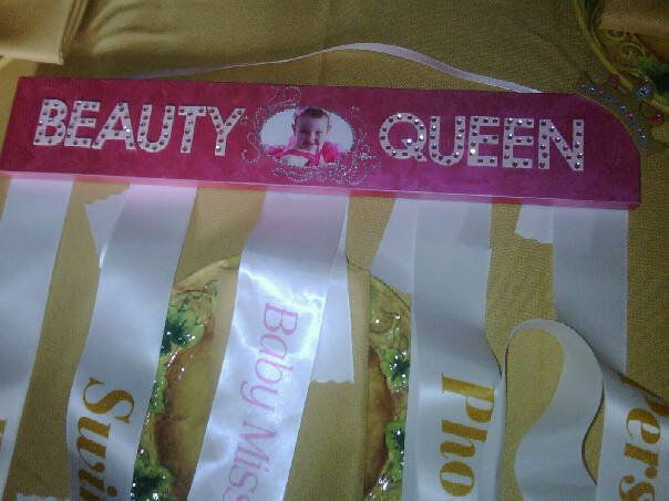 Personalized Pageant Sash Holder Pageant Sashes Pageant