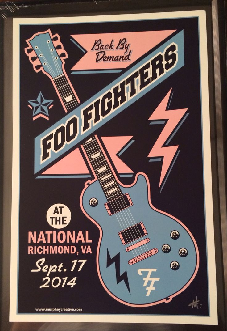 So, this little band called Foo Fighters played a crowd funded gig!