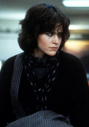 Ally Sheedy, pictured as Allison Reynolds in The Breakfast Club...