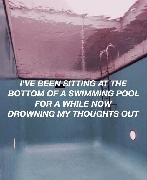 348 best images about h a l s e y on pinterest god - Swimming pool marie madeleine lyrics ...