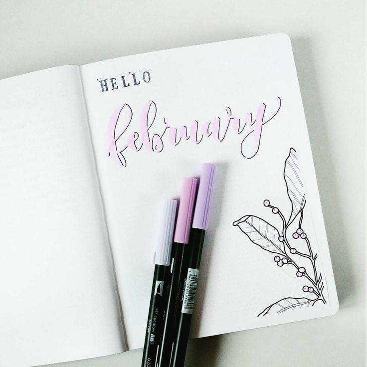 10 comptes instagram inspirations Bullet Journal