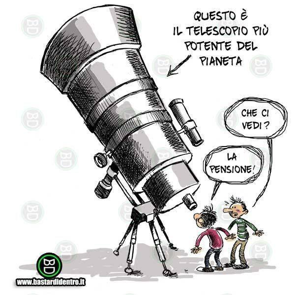 #umorismo #vignette #pensione