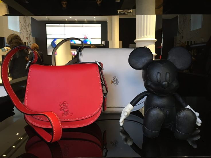 Disney and Coach partner for new collection featuring Mickey Mouse | [ https://style.disney.com/news/2016/06/10/disney-x-coach/ ]