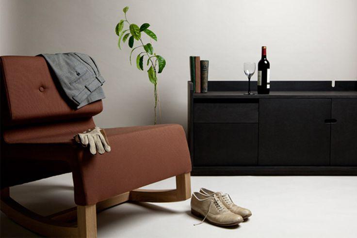ATELIER/ DESIGNER MÖBEL: studio ziben (Mariusz Malecki hat seinen Showroom in der Danziger Straße 22 im Prenzlauer Berg)