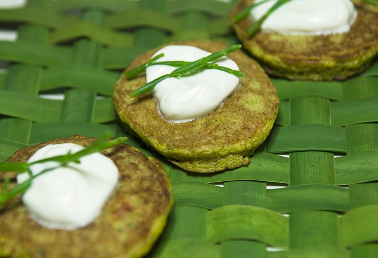 Cattail Flower Griddle Cakes [recipe]