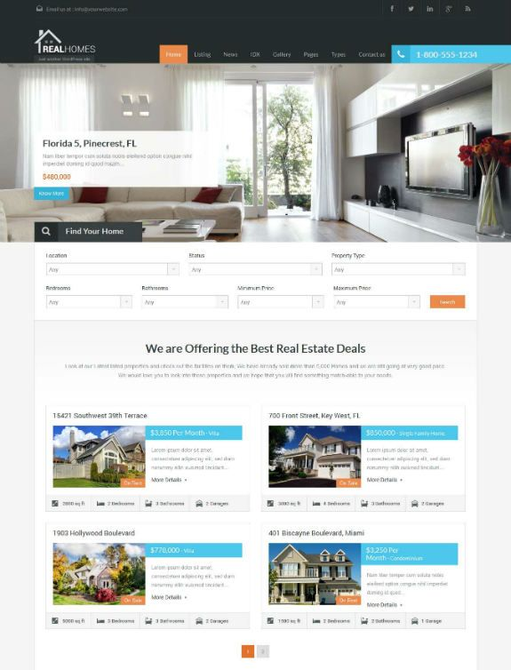 7 best Temas grátis para Wordpress images on Pinterest   Wordpress ...
