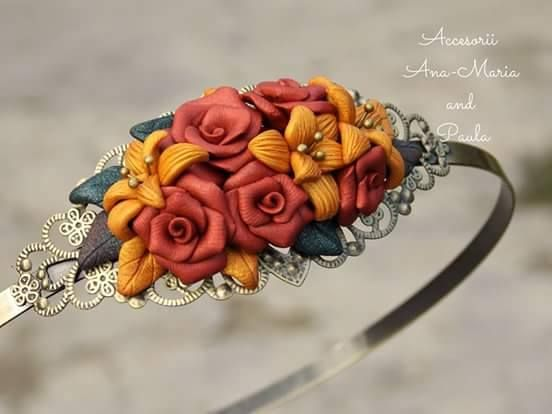 Cordeluta Cu Flori - handmade with love by Ana Maria and Paula