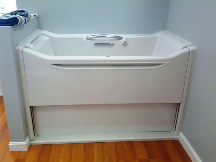 Best 25+ Handicap bathtub ideas on Pinterest   Curtain rod ...