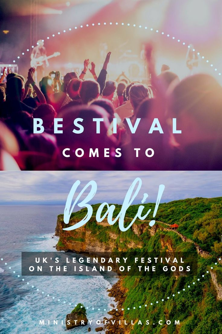 Bali travel tips - Bestival comes to Bali! Click through to find out everything you need to know about UK's number one boutique festival arriving in Bali in September 2017. Bestival Bali is coming - are you ready?