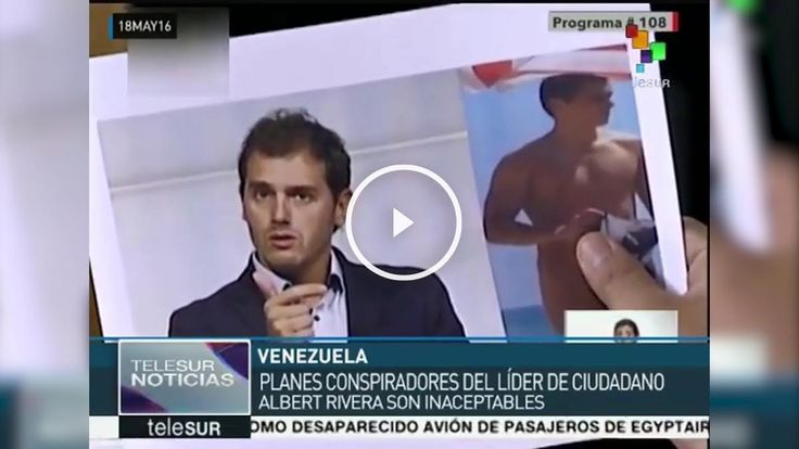 """El número dos del chavismo ha realizado un brutal ataque a Albert Rivera, a tres días de que el líder de Ciudadanos viaje a Venezuela: """"No se puede permitir que venga un irresponsable a conspirar a nuestro propio país""""."""