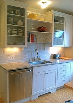 Placement Of Shelves Above Sink