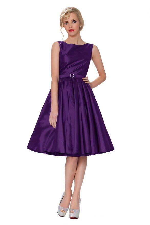 Asombroso Vestidos De Dama De Audrey Hepburn Colección de Imágenes ...