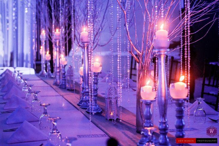 My 18th debut Winter wonderland debut theme