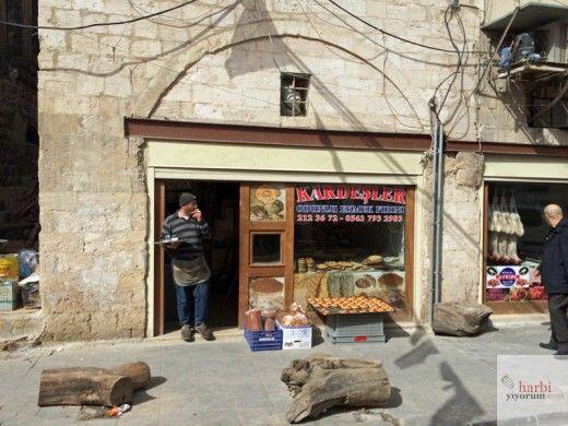 Mardin Çöreği, Kardeşler Odunlu Ekmek Fırını, Mardin