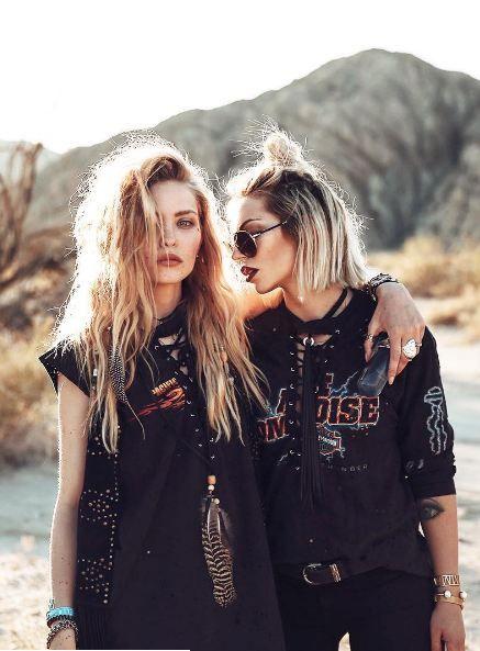 Rock 'n' Roll Style ✯ masha sedgwick