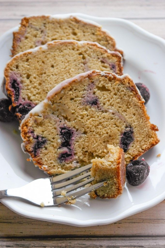 brown sugar pound cake is almond scented and has a sweet, rich cream ...