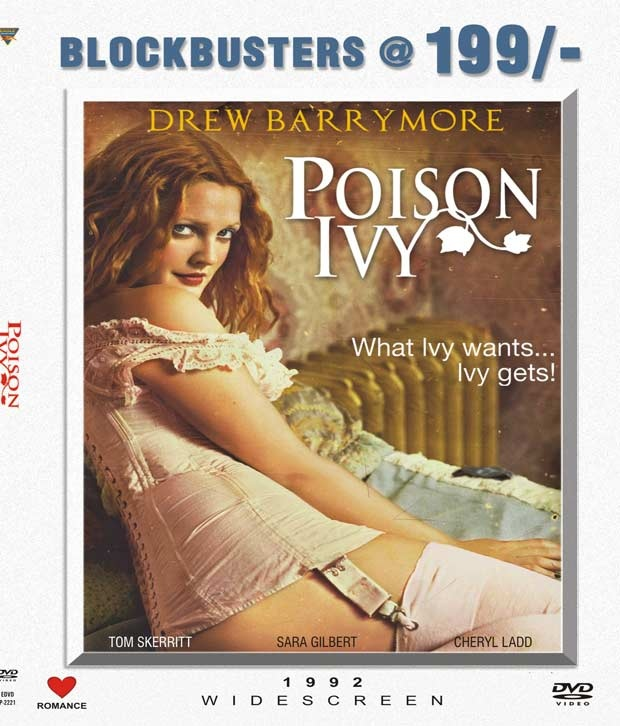 Poison Ivy 1 (A) (English) [DVD] Movie - Buy Movies Online at Lowest prices   Snapdeal
