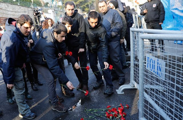 At least 35 killed in Istanbul nightclub attack: Istanbul governor  Thomson Reuters HUMEYRA PAMUK AND NICK TATTERSALL Dec 31st 2016