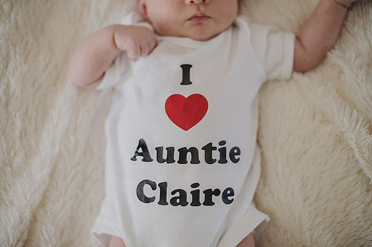I'm an auntie!!!!!!  LOVE THIS Sqwishy face.   I had to do it… I had to buy this cute baby grow for little Daisy.  awwwww.    #babygrow #cute #auntie #love #baby #gift #babygift