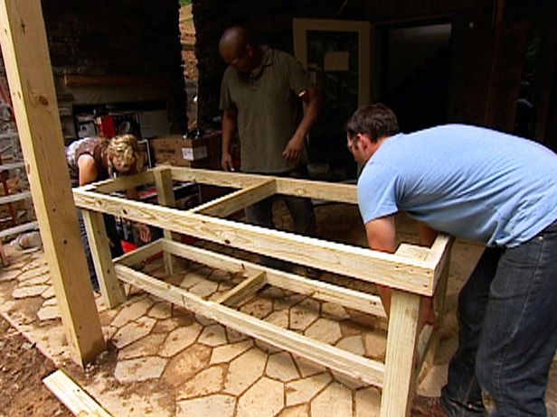 Make Your Own Boat Bench Seat